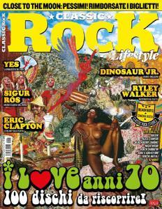 Classic Rock Italia - Agosto 2016
