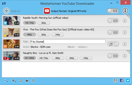 MediaHuman YouTube Downloader 3.9.9.52 (0203) (x86/x64) MULTI-PL