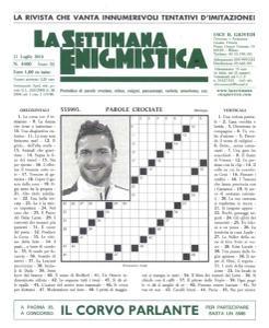 La Settimana Enigmistica - 21 Luglio 2016