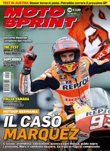 Moto Sprint - 19 Luglio 2016