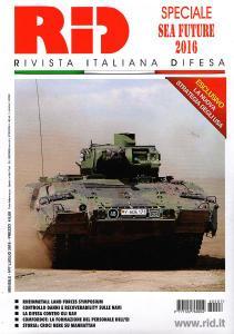 Rivista Italiana Difesa - Luglio 2016