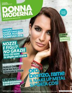 Donna Moderna - 9 Agosto 2016