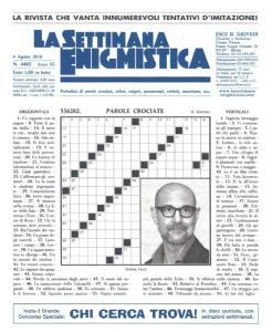 La Settimana Enigmistica - 4 Agosto 2016