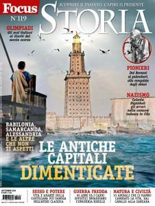 Focus Storia - Settembre 2016