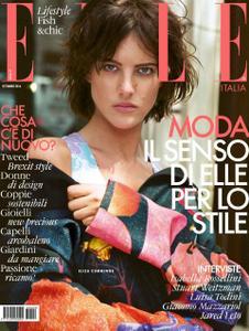 Elle Italia - Settembre 2016