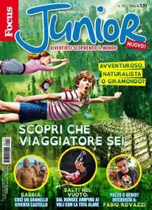 Focus Junior - Settembre 2016