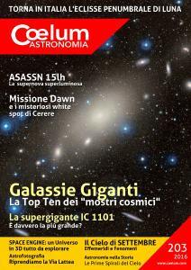 Coelum Astronomia - Numero 203 2016
