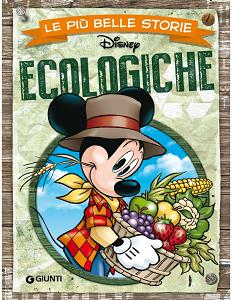 Walt Disney Giunti - Volume 19 - Le Più Belle Storie - Ecologiche (2015)