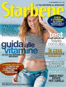 Starbene No.38 - 12 Settembre 2016
