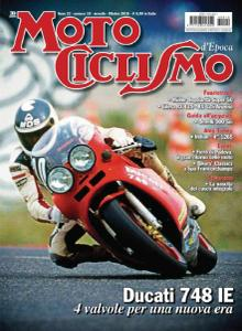 Motociclismo d'Epoca - Ottobre 2016