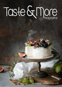 Taste & More - Settembre-Ottobre 2016