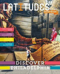 Latitudes - Discover Philadelphia 2016