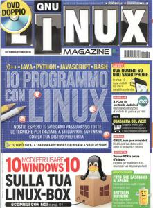 Linux Magazine - Settembre-Ottobre 2016
