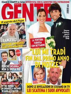 Gente Italia - 18 Ottobre 2016
