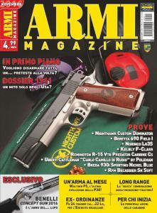 Armi Magazine - Novembre 2016