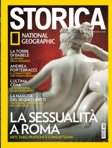Storica National Geographic - Novembre 2016