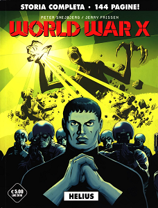 Cosmo serie nera- N° 21 - World War X - Helius (2016)