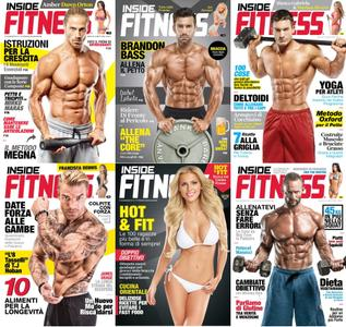 InsideFitness - 2016 Full Year Issues Collection