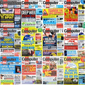 Computer Bild Italia - 2016 Full Year Issues Collection