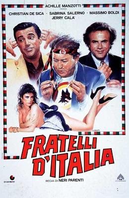 Fratelli d'Italia (1989) HDTV 720P ITA AC3 x264 mkv