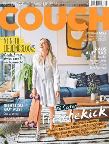 couch dinge die wir lieben magazin jahresthema 2017. Black Bedroom Furniture Sets. Home Design Ideas
