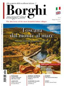 Borghi Magazine N.18 - Maggio 2017