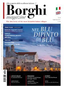 Borghi Magazine N.20 - Luglio 2017
