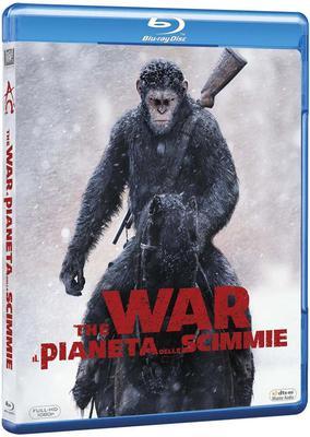 The War Il Pianeta Delle Scimmie 3D (2017) Bluray 1080p AVC Ita Multi DTS-HD 7.1 MA TRL