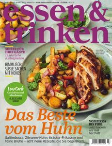 :  Essen und Trinken Magazin März No 03 2018