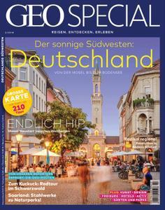 : Geo Special  (Reisen,Entdecken,Erleben) März No 02 2018