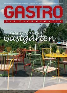 : Gastro das Fachmagazin März  No 03 2018