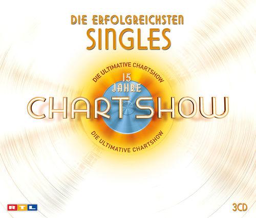 Die Ultimative Chartshow - 15 Jahre Die Erfolgreichsten Singles (2018)
