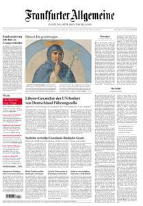 Frankfurter Allgemeine 18 April 2019