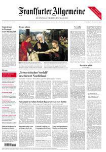 Frankfurter Allgemeine 20 April 2019