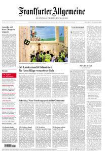 Frankfurter Allgemeine 23 April 2019