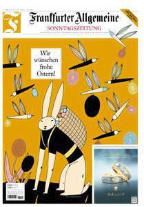 Frankfurter Allgemeine Sonntags Zeitung 21 April 2019