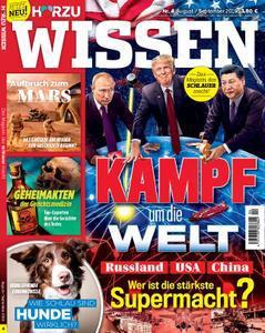 Hörzu Wissen Magazin August-September No 04 2019