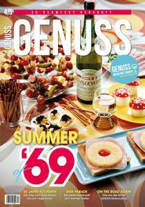 Genuss Magazin No 04,05 2019