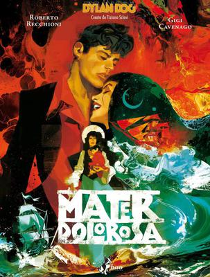 Dylan Dog -  Mater Dolorosa (Bao Marzo 2017)