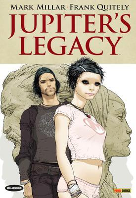 Jupiters Legacy by Mark Millar  Frank Quitely (Febbraio 2016)