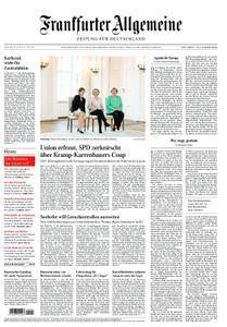 Frankfurter Allgemeine 18 Juli 2019