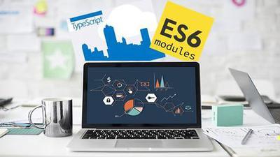 Corso Javascript Es6 E Typescript Con React Js Ed Angular 8 [Udemy]