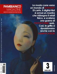 Pambianco Magazine – Marzo 2020
