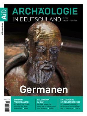 Archäologie in Deutschland Magazin Oktober-November  No 05 2020