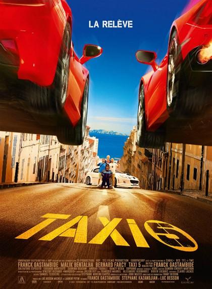 Taksi 5 - Taxi 5 - 2018 -  Türkçe Dublaj Film indir