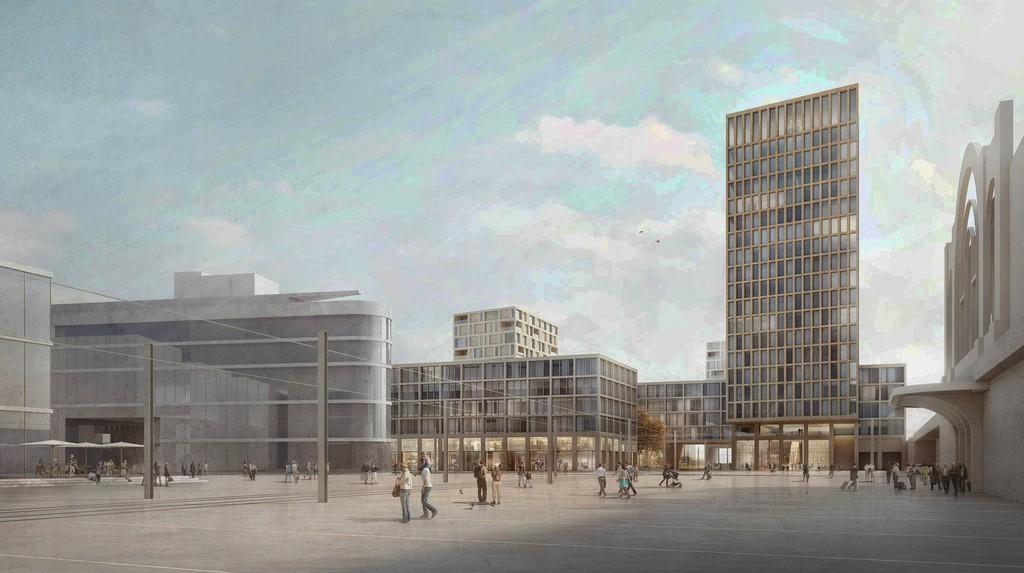 Architekten In Dresden dresden seevorstadt prager straße seite 14 deutsches