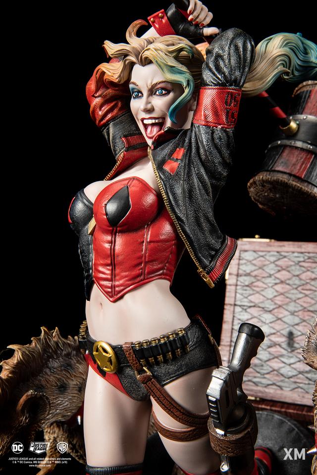 Premium Collectibles : Harley Quinn 1/6 00a3nk9o