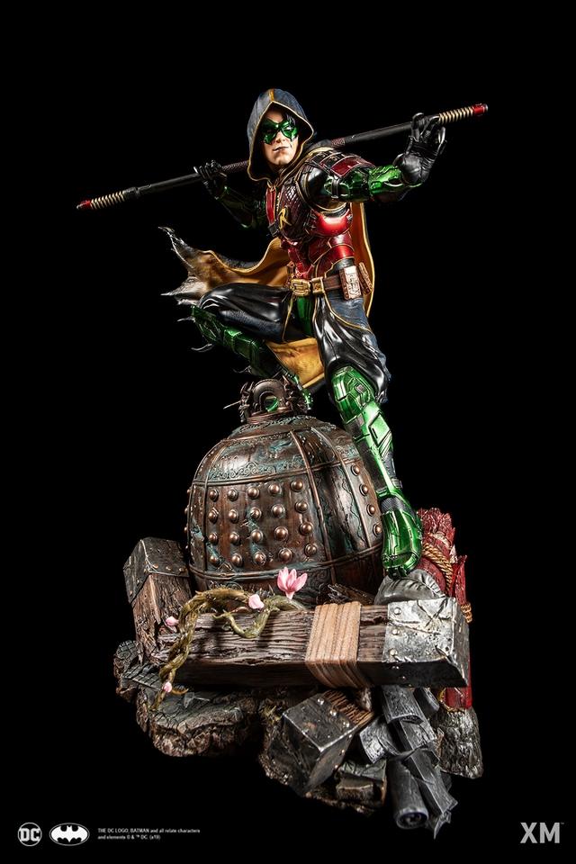 Samurai Series : Robin 00fvkza