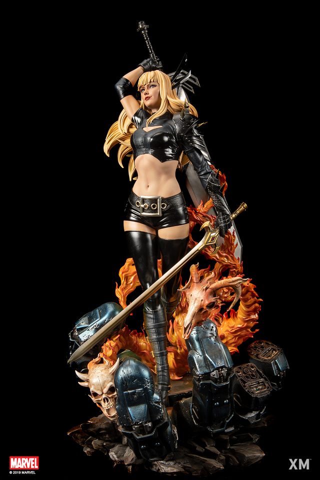 Premium Collectibles : Magik 00glje3