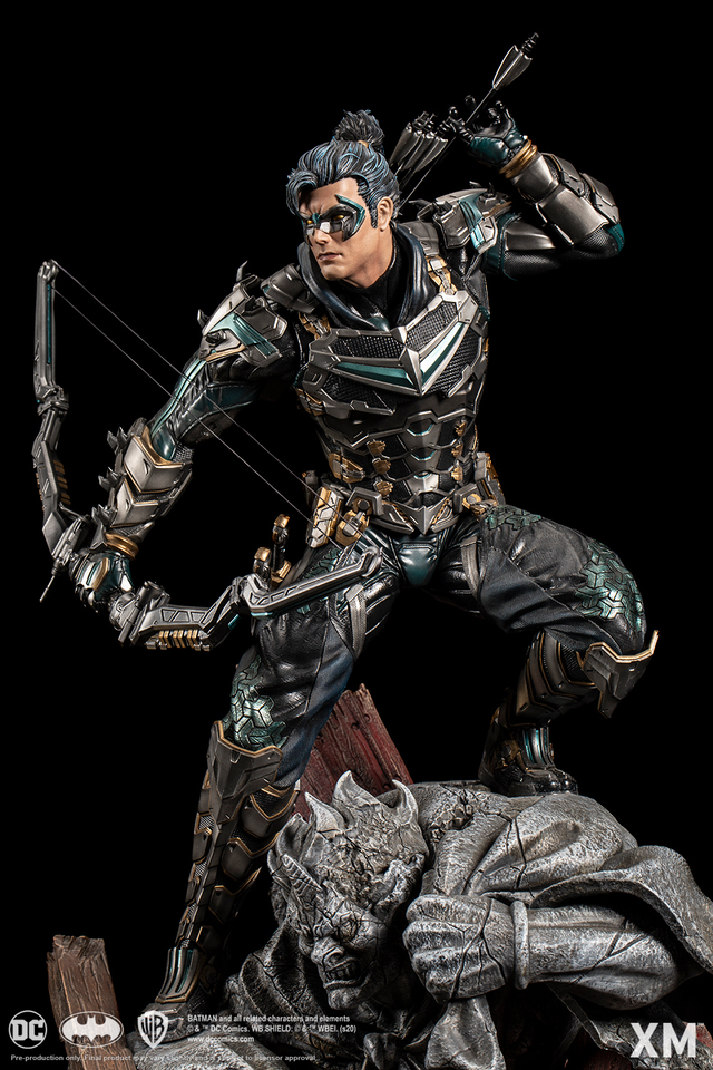 Samurai Series : Nightwing 00p4jck